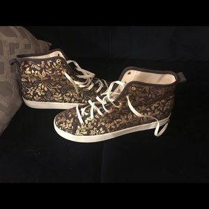 Rifle Paper sneakers by Keds size 10 gorgeous EUC